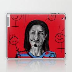 If I was a man Laptop & iPad Skin