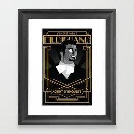 Hildibrand | FFXIV Framed Art Print