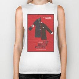 The Night Porter, movie poster, Liliana Cavani, Charlotte Rampling, Dirk Bogarde Biker Tank