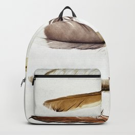 Five Feathers Backpack