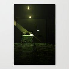 3D concept art Canvas Print
