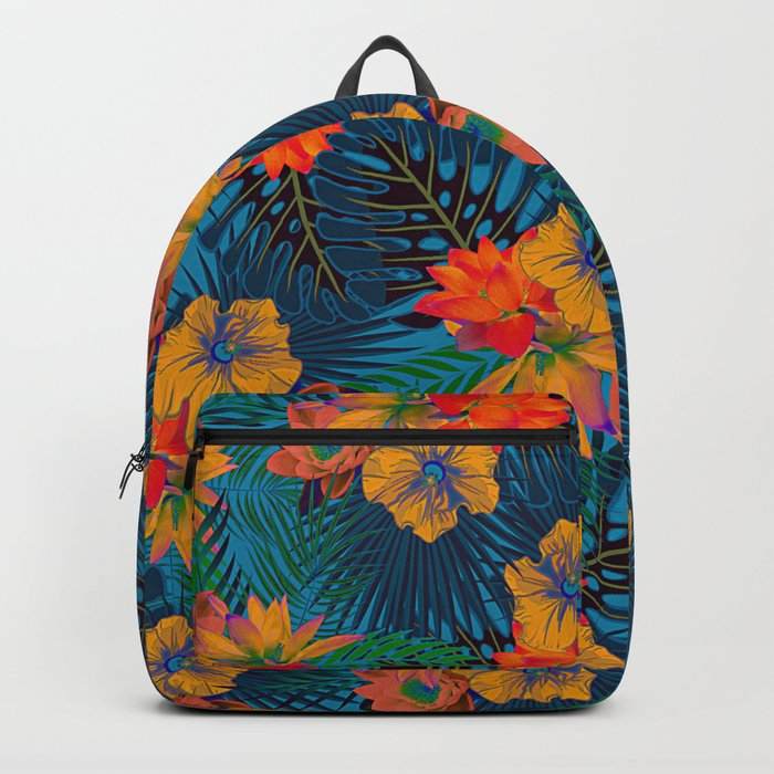 My Tropical Garden 17 Backpack