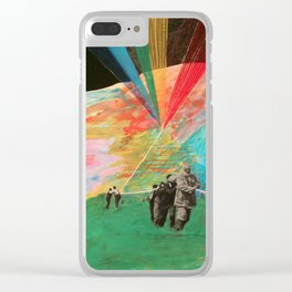 Universe Kite Clear iPhone Case