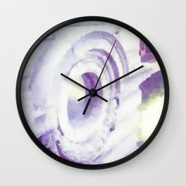 To Port Wall Clock