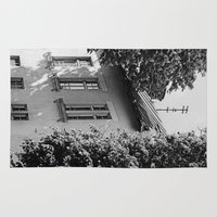 window Area & Throw Rugs featuring Window by MargherittaVi