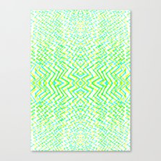 Electricity Canvas Print