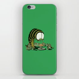 Huuungry! iPhone Skin