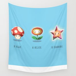 Be.  Wall Tapestry