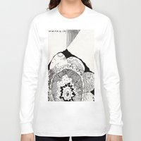 skyfall Long Sleeve T-shirts featuring skyfall by Kyle Ellsworth