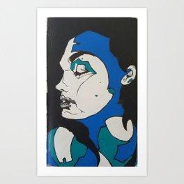 jazz aesthetic Art Print