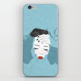 Sorrow iPhone Skin
