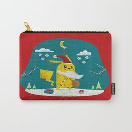 Santa Cover Carry-All Pouch