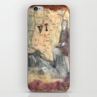 vermont iPhone & iPod Skins featuring Vermont by Marnie