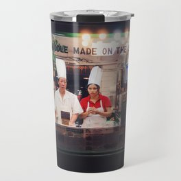 Made on the spot Travel Mug