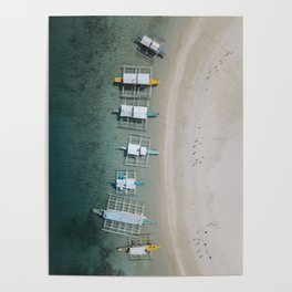 Palawan, Philippines Poster