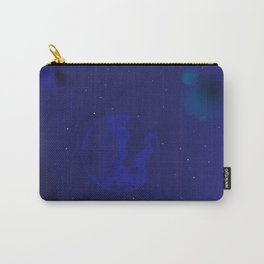 Galaxy Blur Carry-All Pouch