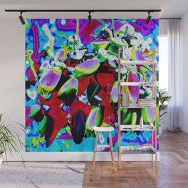 """Kiwi Lifestyle"" - Kowhai Pop ART Wall Mural"