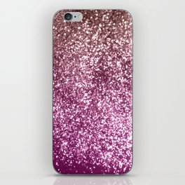 Sparkling BLACKBERRY CHAMPAGNE Lady Glitter #1 #decor #art #society6 iPhone Skin