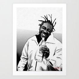 O.D.B. Art Print