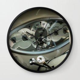 Dashboard Wall Clock
