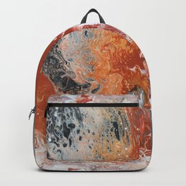 Night Fire Backpack
