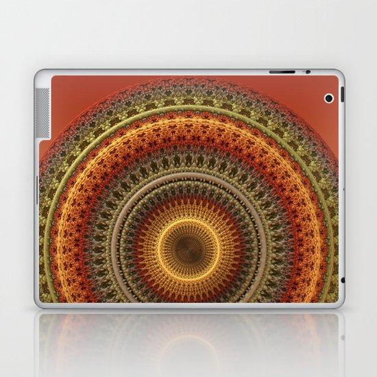Mandala 02062013-1 Laptop & iPad Skin