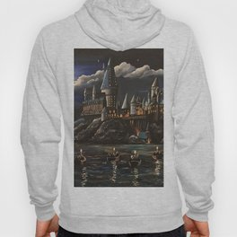 Beautiful Magic Castle Hoody
