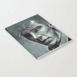 Benedict Cumberbatch Notebook