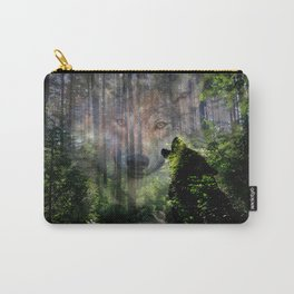 The Wild in Us Carry-All Pouch