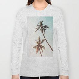 Palms Beach Summer Long Sleeve T-shirt