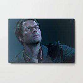 Castiel. Season 9 Metal Print