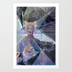 On the Edge of Pretty Art Print