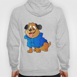 fashion dog Cartoon . Hoody
