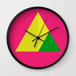 A Grade Wall Clock