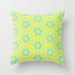 Athenais offset 12 Throw Pillow