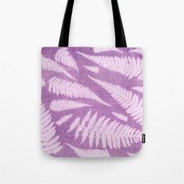 Fern leaves #1 Tote Bag