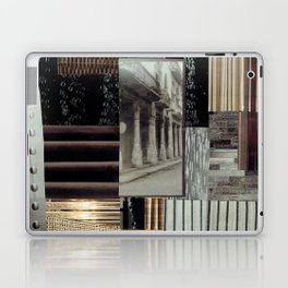 Collage - Lines Laptop & iPad Skin