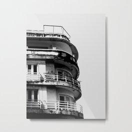Architecture Buildings Caracas Metal Print