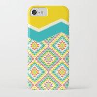 southwest iPhone & iPod Cases featuring Southwest by Jacqueline Maldonado