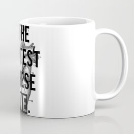 Heart. Coffee Mug