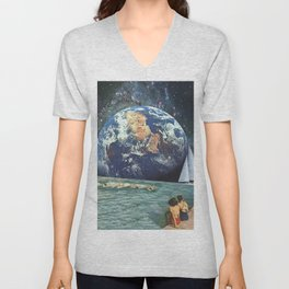Earthly Currents Unisex V-Neck