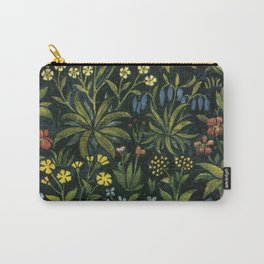 Remember Mille Fleurs Carry-All Pouch