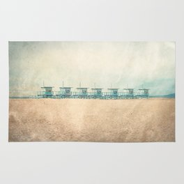 Venice cabins Rug