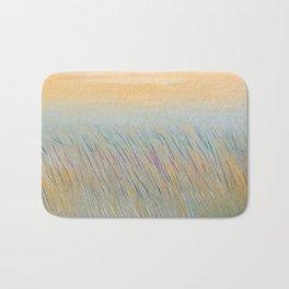Golden wheat fields Bath Mat