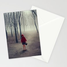 Away from light Stationery Cards
