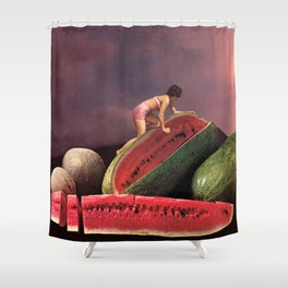 RIPE Shower Curtain