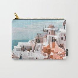 Santorini, Oia Carry-All Pouch