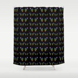 Symbol of Transgender 51 Shower Curtain