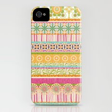 Candy Stripes Slim Case iPhone (4, 4s)