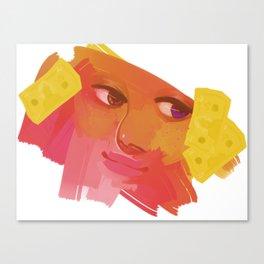 Money [Fall Vers.] Canvas Print